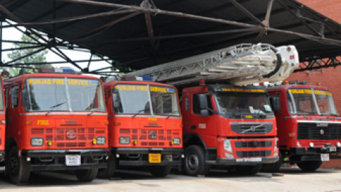 SAS Nagar fire department has the best equipment, but 80% posts vacant