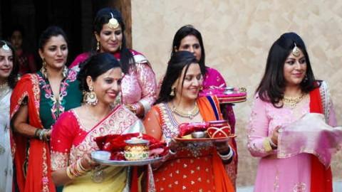 Festival of Marital Ladies