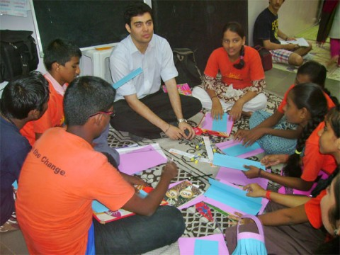 NGO's across the Country helping the Unprivileged Children