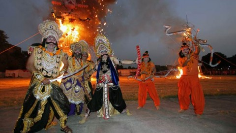 Dussehra – The Mark Of Victory