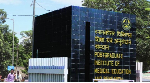 Allotment of another PGI campus in Sector 52 and 53