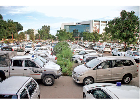 Chandigarh Administration Deciding To Increase Parking Charges