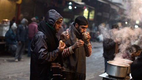 Coldest Christmas in Chandigarh