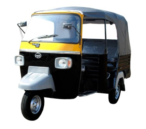 Diesel Auto-Rickshaws Are Banned In Chandigarh