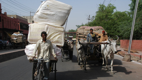 New Traffic Laws For Rickshaw And Rehri Workers