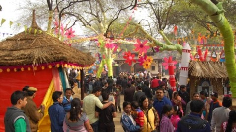 Craft Mela At Kalagram Ended Yesterday