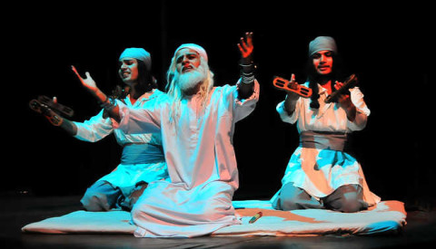 Guru Arjan Dev Ji Martyrdom Is Delved In Tagore Theatre