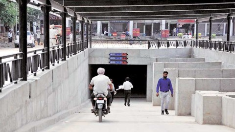 Municipal Corporation Float Tenders For The Maintenance Of Multilevel Parking In Sector 17
