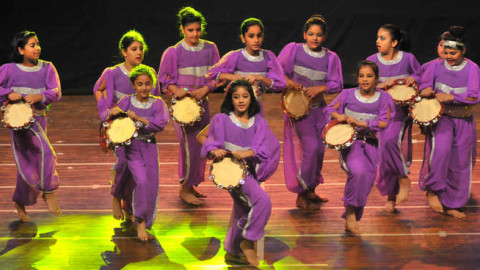 Magic Tale Of Aladdin Staged At Tagore Theatre