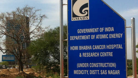 Finally Tata Cancer Hospital Project Work Started At Mullanpur