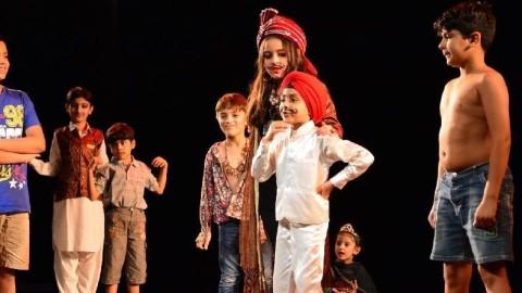 Children's Theatre Festival 2016 Started At Tagore Theatre