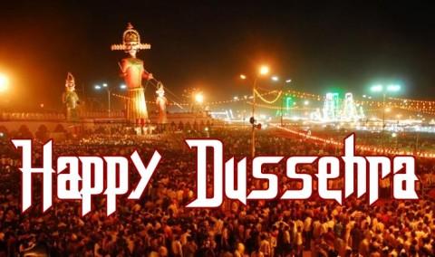 Today Indians Celebrating The Dussehra Festival