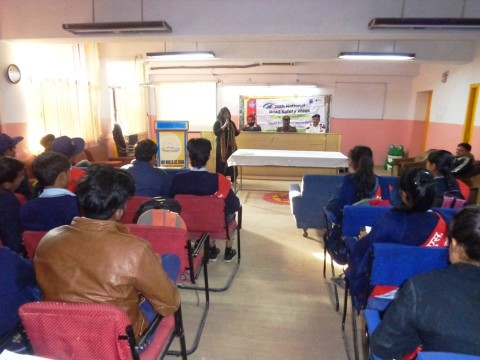 Chandigarh Celebrating 28th National Road Safety Week