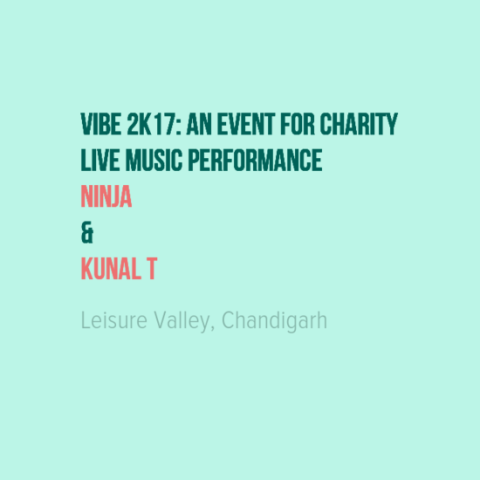 VIBE 2k17: An Event For Charity