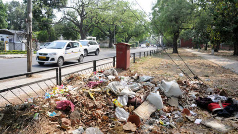 Chandigarh Slids From Its Position In The Swachh Survekshan 2017