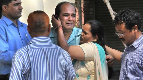 Lady Found Murdered Near Nada Sahib Gurudwara