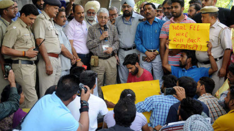 Panjab University  Senate Caps Fee Hike At 10 Percent