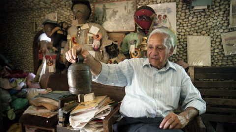 Rock Garden creator Nek Chand dead