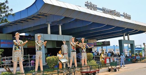 Security footstep up at Chandigarh railway station
