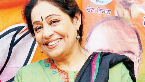 Trying to get Film City for Chandigarh soon: Kirron Kher