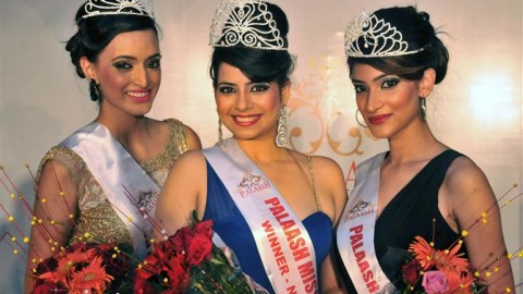 Miss Palash 2015- A Chandigarh Girl