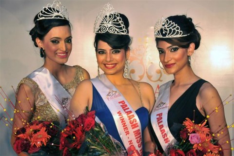 Miss Palash 2015- A Chandigarh Girl