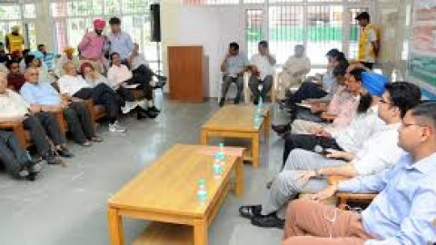 Kirron Kher's new Target- Development of   Sarangpur Village