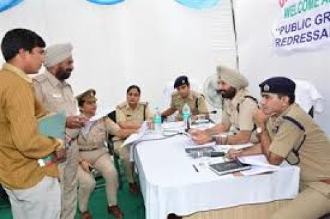 SSP resolved the issues of public by organizing camp