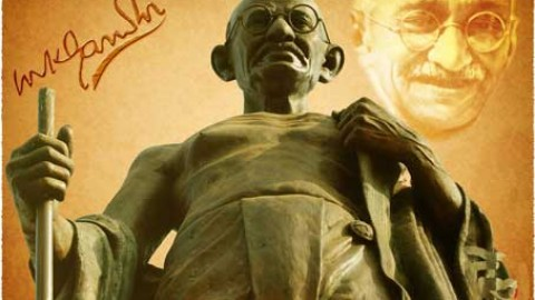 Happy Gandhi Jayanti – 2nd October- 30th January 1948