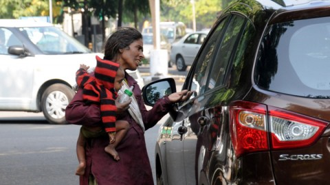 Court Order To Cops For Releasing All Beggars