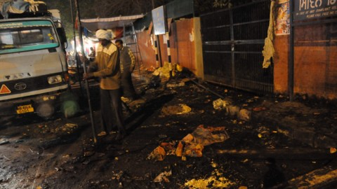 On Diwali Night, City Fire Dept Receives 23 Calls