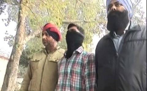 For Smuggling Drug BSF Jawan Arrested