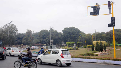 New Traffic Lights Will Installed Across The City To Reduce Traffic