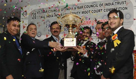 Sixth Leiden Sarin International Air Law Moot Court Competition
