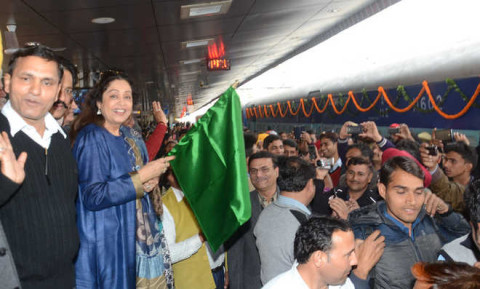 MP Kirron Kher Proposed For Two New Routes Of Northern Railway