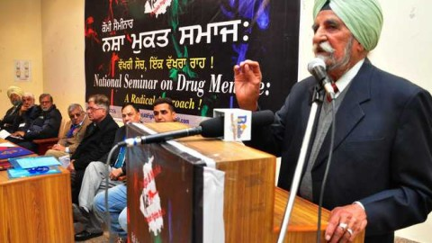 Expert Said Treat Drug Addicts As Patients Not Criminals
