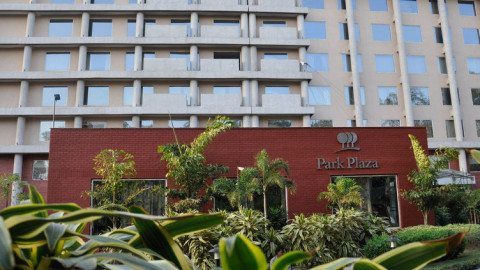 Banks Took Ownership Of Park Plaza Hotel