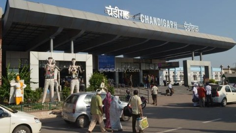 Complaint Of Chandigarh Railway Station Water-Vending Machine Tweeted On Twitter