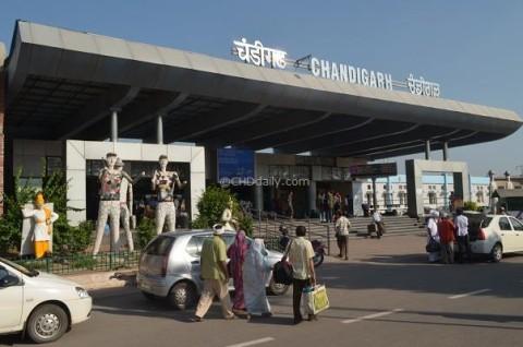 Complaint Of Chandigarh Railway Station Water-Vending Machine Tweeted On Twitter