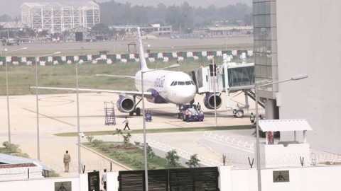 Chandigarh airport authority Announced  details of winter schedule