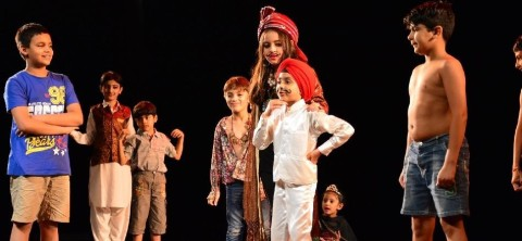 Children's Theatre Festival 2016 Started At Tagore Theatre