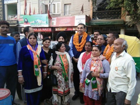 People Ready To Cast Votes in Chandigarh MC Polls