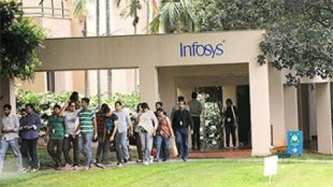 Infosys Chandigarh Campus Goes Cashless For All Transactions
