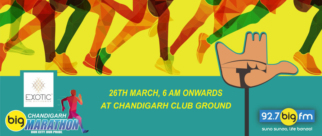 BIG CHANDIGARH MARATHON