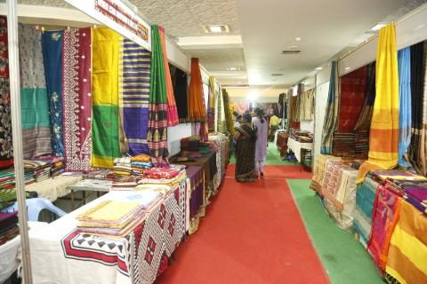 Cotton Fab Exhibition, 2017 Chandigarh