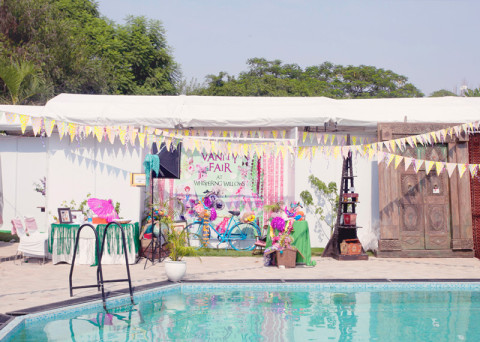Welcome The Spring With Vanity Fair, Chandigarh