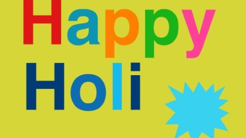 Holi Wishes For City Beautiful
