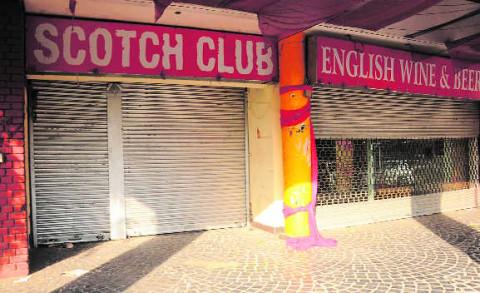 Madhya Marg Property Rates Plunge