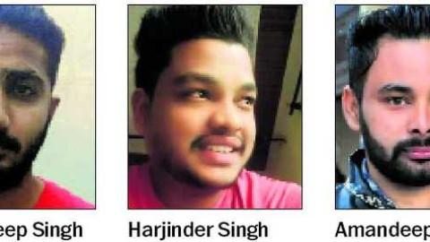Mohali Police Cracked  Meet Murder Mystery