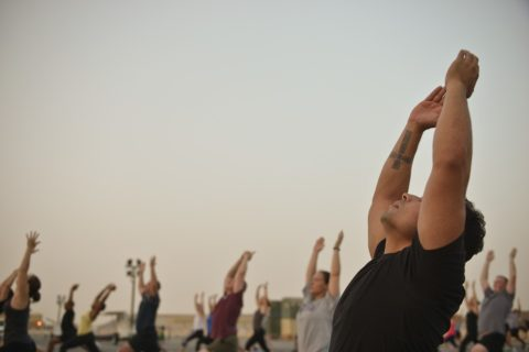 Free Yoga Camp Coming Your Way